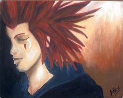 Axel Oil Pastel by Super-Cat202