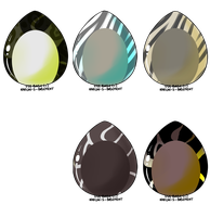 *discount* [6/6 CLOSED] Cat Egg Batch Adoptable by WarFursAdoptables
