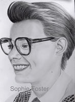 Marcel (Harry Styles) by Drawingmyworld