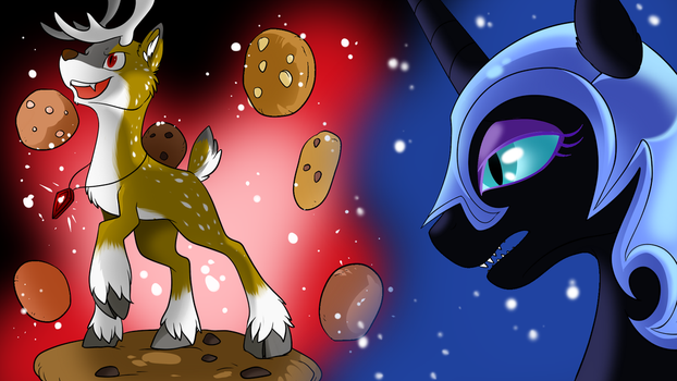 Cookie lord - Commission by KroftyFennec
