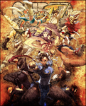 Super Street Fighter IV by silvers-azz