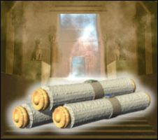 """HALL OF RECORDS"" SCROLLS by mr-nerb"