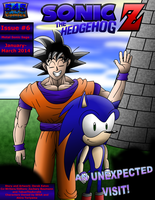 Sonic the Hedgehog Z #6 Cover Jan-March 2014 by CCI545