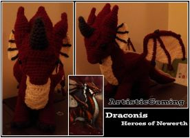 Draconis - Heroes of Newerth by GamerKirei
