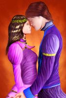 Romeo and Juliet by ryanwaff