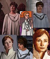 Collage of Mon Mothma by LadyIlona1984