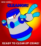 Dial 'C' for Cleanor by KingMonster