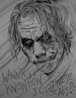 Joker by Draw4u