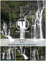 Waterfall - Exclusive by Cat-in-the-Stock