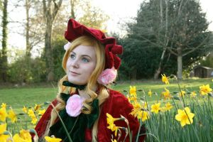 The Fifth Rozen Maiden Doll by missy2laina