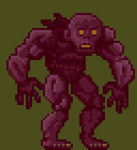 Bloodgolem 1 - Rough WIP by TheClawTheySay
