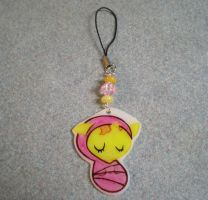 MLP Baby Pumpkin Cake Cellphone Charm FOR SALE by AmyAnnie14