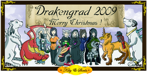 Merry Christmas Drakengrad by Swanlove