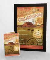 Oklahoma Poster and Playbill Photo by SaraChristensen