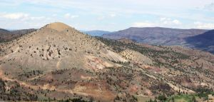 Painted Hills 1 by GreenEyezz-stock