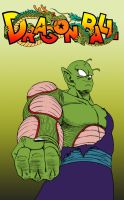 Dragon Ball Piccolo Cover Art by Atma94