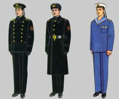 Soviet Army Uniforms 53 by Peterhoff3