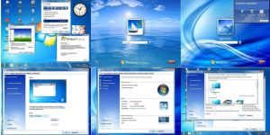 Win7 blue Sky XP Complete UPD by PeterRollar