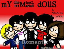 My Chemical Dolls by QuiteRomantic