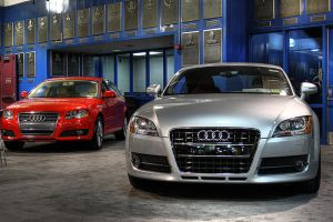 AUDI A3 and TT HDR by Logicalx