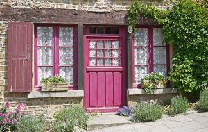 The Pink Door by annamarcella24