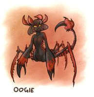 Oogie the Scorpion by PictoShaman