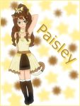 Paisley by sephiroth72603