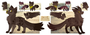 2014 // SKYE REFERENCE by toumeis
