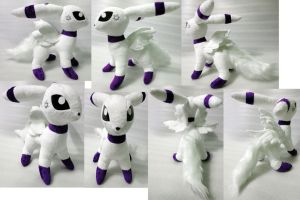 Skya plush by Rens-twin