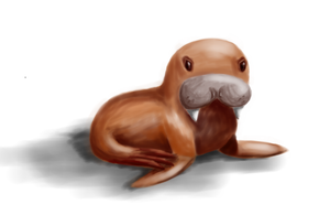 Walrus! -30min Challenge by instant-noodle5