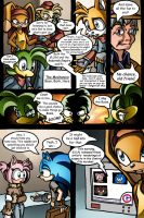 Sonic Unbound issue 5 page 11 by EvanStanley