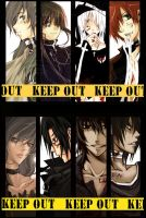 D.Gray-MAN :: Keep out by zefiar