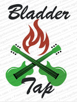 BLADDER TAP Band Logo by Kargroth