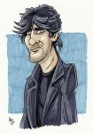 Neil Gaiman by AtlantaJones