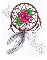 Dreamcatcher by jacksonmstattoo