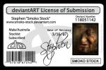 Licence by Smoko-Stock