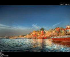 Varanasi Ghaat.... by nimitnigam
