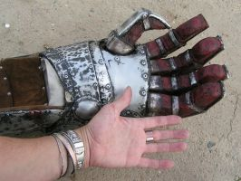 the hand of a god by faustus70