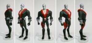 Destro Custom Action Figure by GeekVarietyDotCom