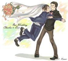 Our Wedding by kanomkw