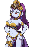 Risky Boots Space Princess Vector Pirates Curse by steriotypicalwolf