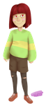 Chara by Nooraxc
