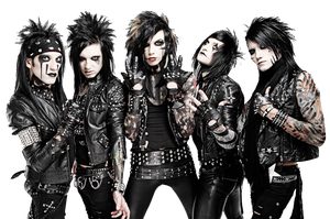 Black Veil Brides PNG by Knives-PensT