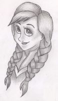 Anna-My Style by mashaheart