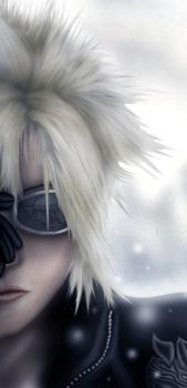 Cloud -- Nuclear Winter by valefor