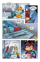 No Zone Archives Issue 1 pg09 by Chauvels
