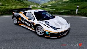 Haykook Tires 458 GTC by Skyline333