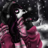 Chilly Night by SavannaEve