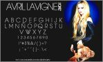 [+Font]Avril Lavigne Self-Tittled Album. by NeverStopBelieve