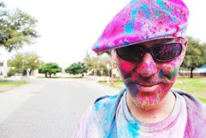 The Color Runner by SublimeBudd